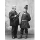 Dr Retzius and Sami people: 'For fun picture'. Dr Retzius was one of the founders of the Institute in Stockholm