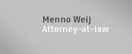 Menno Weij