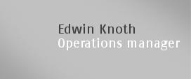Edwin Knoth
