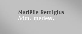 Mariëlle Remigius