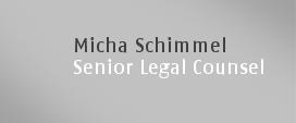 Micha Schimmel
