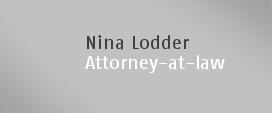 Nina Lodder