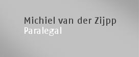 Michiel van der Zijpp