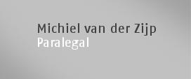 Michiel van der Zijp
